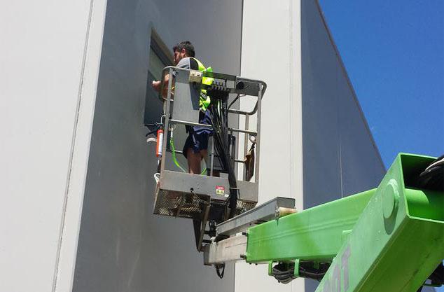 fire door installation sydney